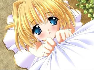 blondechild